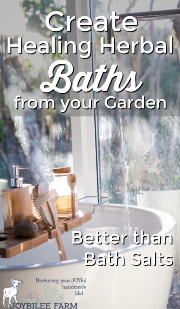 Your skin is your largest organ. Healing herbal baths are a good way to introduce the wonderful power of herbs to your life with common ingredients you already have at home.
