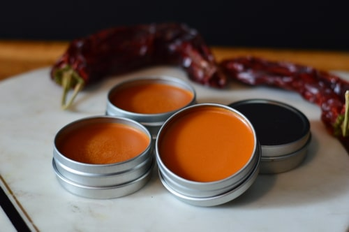Cayenne Pepper -- Ginger -- St. Johns Wort Salve for aches, pains, inflammation, -- Joybilee Farm