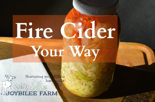 Fire cider is a mixture of spicy food that has a long history in folk medicine of combatting the seasonal flu, as well as bacterial infections. Take it at the first sign of an illness.