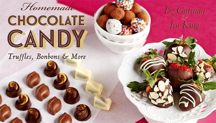 Homemade Chocolate Candy