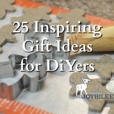 25 Inspiring Gift Ideas for DiYers