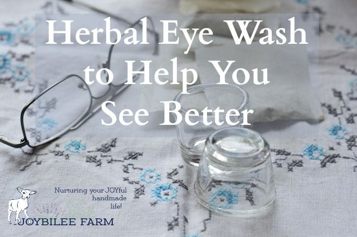 This eyebright formula contains just 5 herbs, chosen for their antimicrobial and stimulating actions on the eye tissues. These herbs cleanse, nourish, and rebuild the eyes. It's important to use the formula regularly for best effect, using it as an eye wash and a tea.