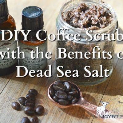DIY Coffee Scrub for Smoother Skin