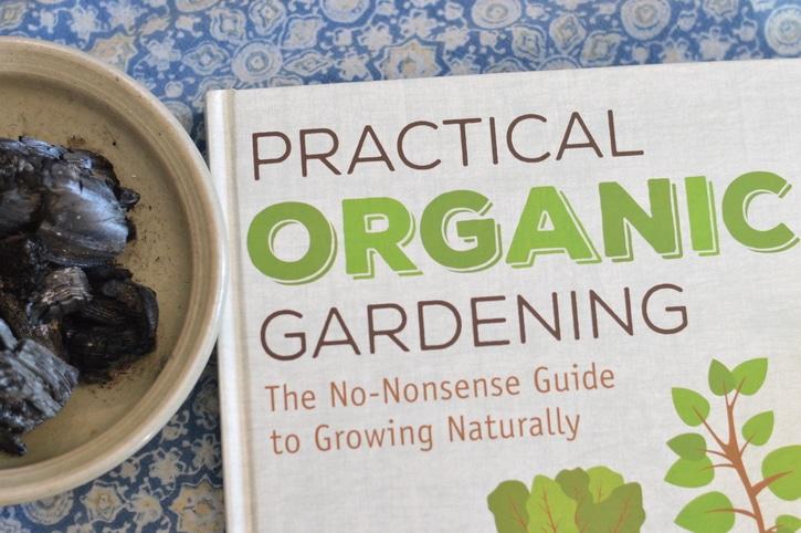 The book, Practical Organic Gardening