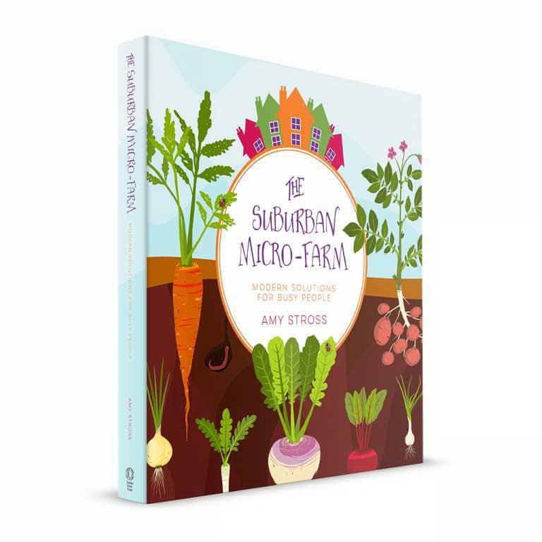The Suburban MicroFarm book
