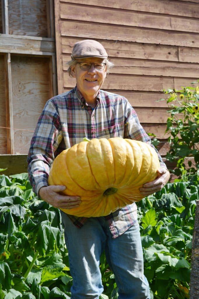 51 pound pumpkin