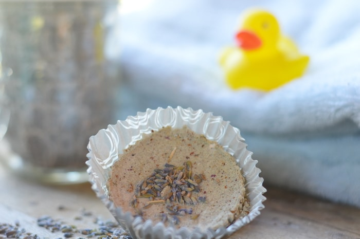 Shower soothers are convenient for those times when kids are inconsolable and exhausted. They are inexpensive and quick to make. Keep a batch close by for this busy season. You'll be so glad you thought ahead.