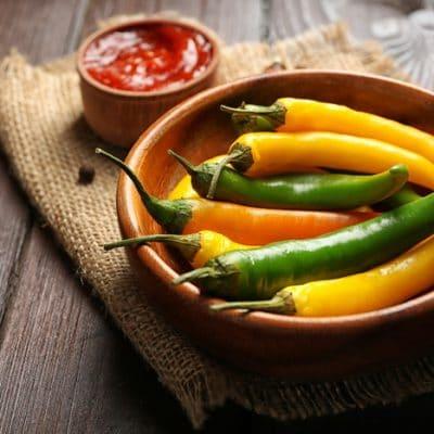 Fermented Hot Sauce Recipe From Garden-Fresh Hot Peppers