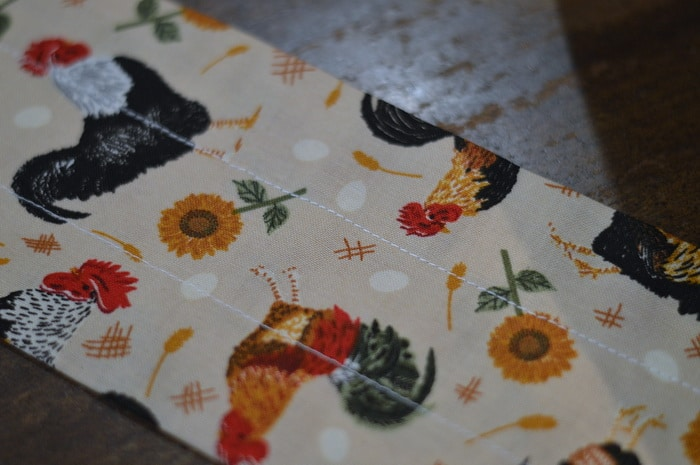fabric for microwaveable heating pads