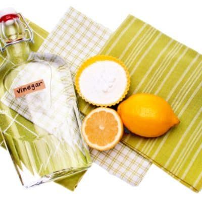 DIY Lemon Vinegar Cleaner  Bring Natural Cleaning into Your Home