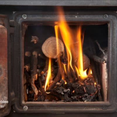 9 Ways to Use the Ashes From Your Woodstove Around the Homestead
