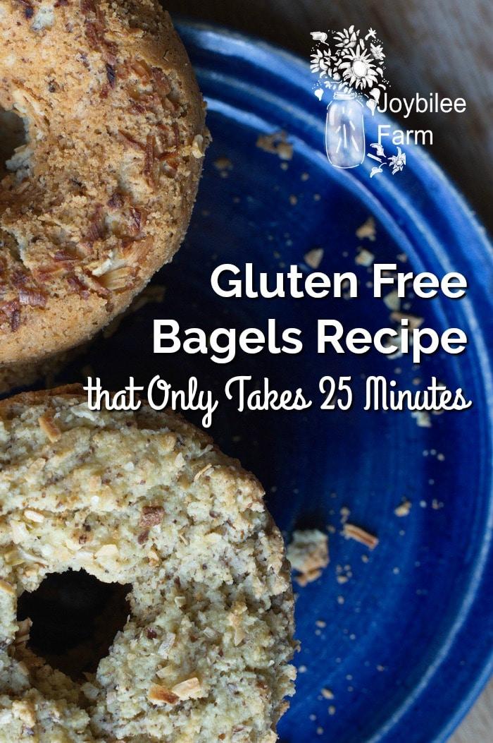 Gluten free bagels