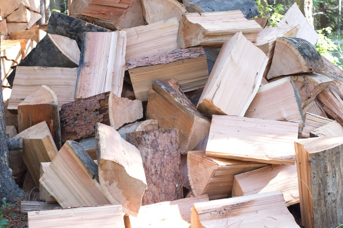 Wood heat keeps you warm and reduces your carbon footprint. Although I'm happy with wood as our heat source it is not without problems. Each family must weigh the pros and cons and make their own decision about what's best in their unique situation.