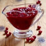 The tart-sweetness of fermented honey cranberry sauce aids in the digestion of rich poultry dishes like turkey, duck, and goose. It also goes well with pork and fatty fish
