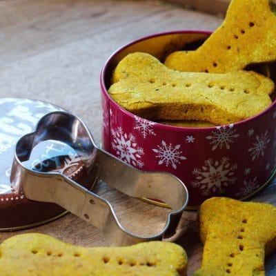 Dog Biscuit Recipe