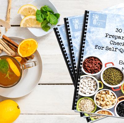 30 Day Preparedness Checklist