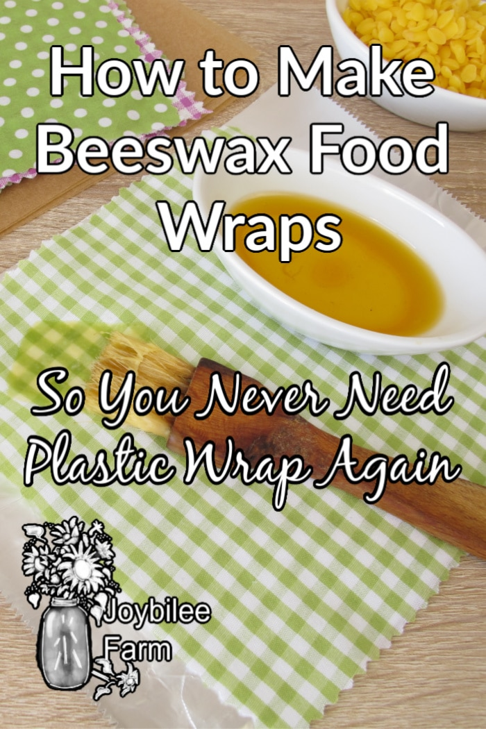fabric being infused with beeswax and resin to make a beeswax food wrap