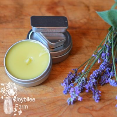 Homemade Chest Rub Salve with Essential Oils for Congestion