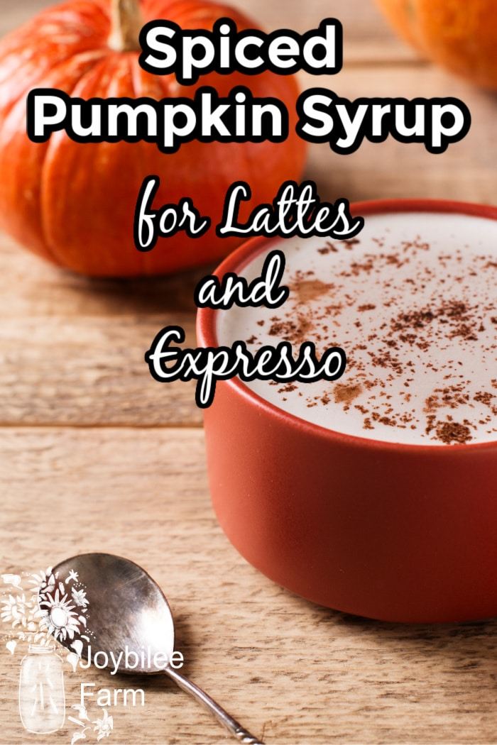 Cup of pumpkin latte on wooden background,  with pumpkin and spoon
