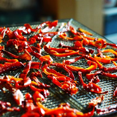 How to Dry Peppers to Fill Your Pantry with Flavor